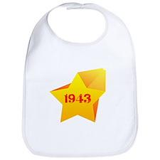 Star of Heart 1943 Bib
