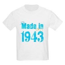 Made in 1943 T-Shirt