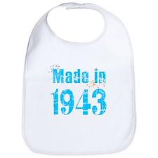 Made in 1943 Bib