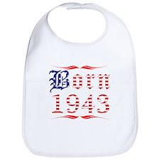 Born All American 1943 Bib