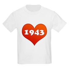 Love 1943 T-Shirt