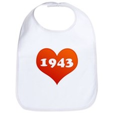 Love 1943 Bib