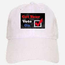 Get Your Vote On! Baseball Baseball Cap