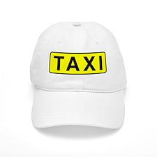 Taxi Baseball Cap