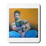 Woof Daddy Mousepad