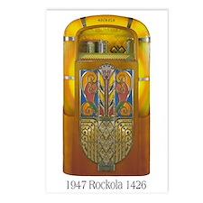1947 Rockola 1426 Jukebox Postcards (Package of 8)