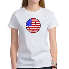 JULY 4TH PEACE Tee