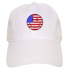 JULY 4TH PEACE Baseball Cap