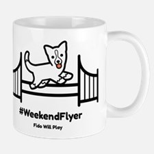 Weekend Flyer Mugs
