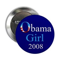 "Obama Girl 2.25"" Button (10 pack)"