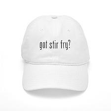 got stir fry? Baseball Cap