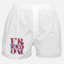 Men's Freedom Boxer Shorts