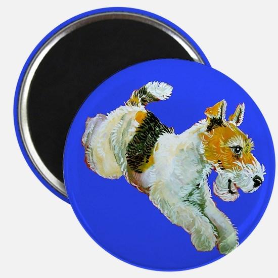 Flying Fox Terrier Magnet