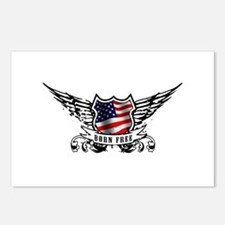 Born Free Postcards (Package of 8)