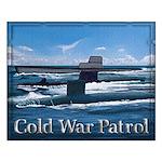 Cold War Patrol Small Poster