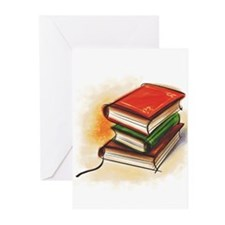 Unique Book Greeting Cards (Pk of 20)
