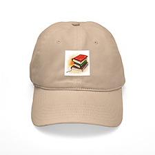 Cute Book Baseball Cap