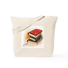 Cute Book Tote Bag