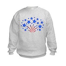 America Stars & Stripes Sweatshirt