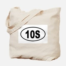 10S Tote Bag