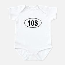 10S Infant Bodysuit