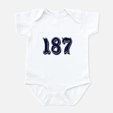 187 Infant Bodysuit