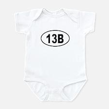 13B Infant Bodysuit