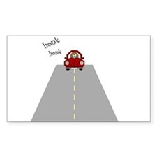 Rectangle Sticker (10 Pack)
