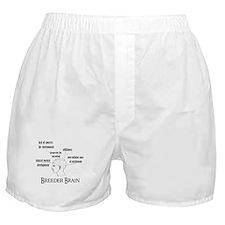 Breeder Brain Boxer Shorts