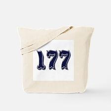 177 Tote Bag
