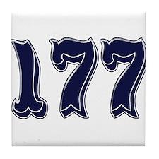 177 Tile Coaster