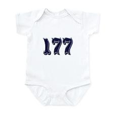 177 Infant Bodysuit