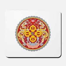 BHUTAN Mousepad