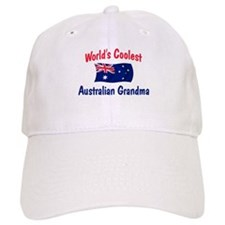Coolest Australian Grandma Baseball Cap