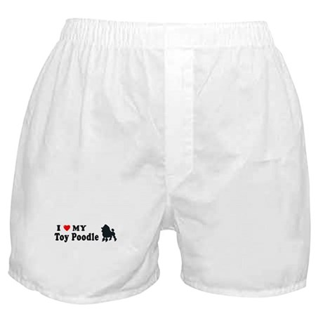 TOY POODLE Boxer Shorts