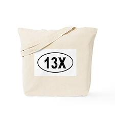 13X Tote Bag