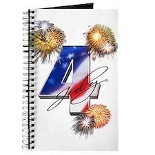 4 July fireworks Journal