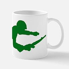 Crawling Toy Soldier Mug