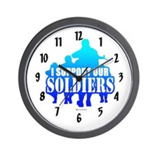 I support Our Soldiers blue