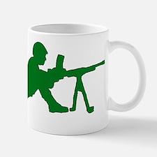 Machine Gunner Toy Soldier Mug