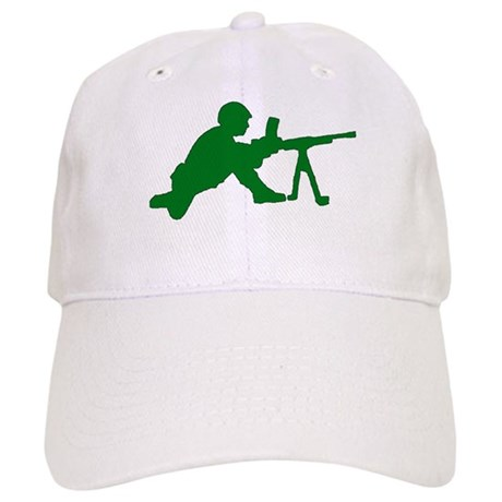 Machine Gunner Toy Soldier Cap
