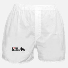 SHELTIE Boxer Shorts