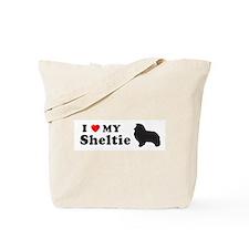 SHELTIE Tote Bag