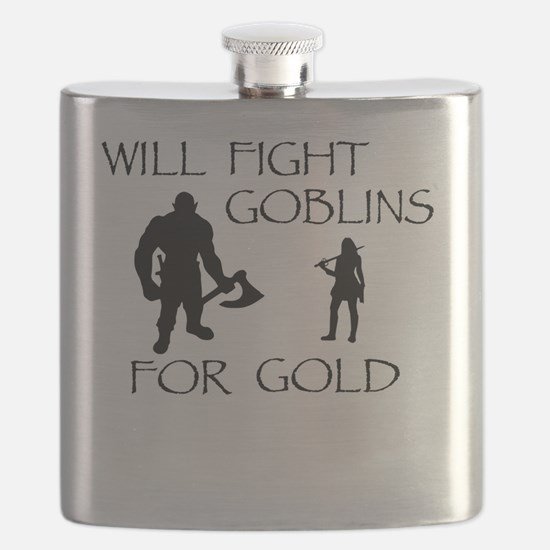 Cool Tabletop Flask
