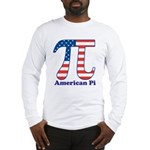 American Pi Long Sleeve T-Shirt