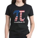 American Pi Women's Dark T-Shirt