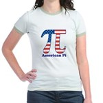 American Pi Jr. Ringer T-Shirt