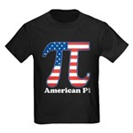 American Pi Kids Dark T-Shirt