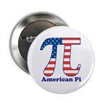 "American Pi 2.25"" Button"