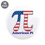 "American Pi 3.5"" Button (10 pack)"